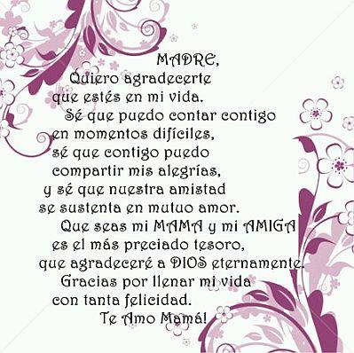 Dia de la Madre, Poemas 19