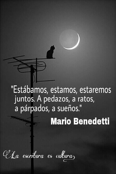 Imágenes Frases Y Poemas De Mario Benedetti