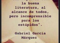 30 Imágenes con frases y poemas de Gabriel García Márquez