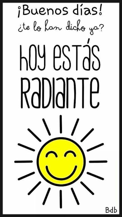Buenos Días Buenas Tardes Y Buenas Noches Imágenes Frases