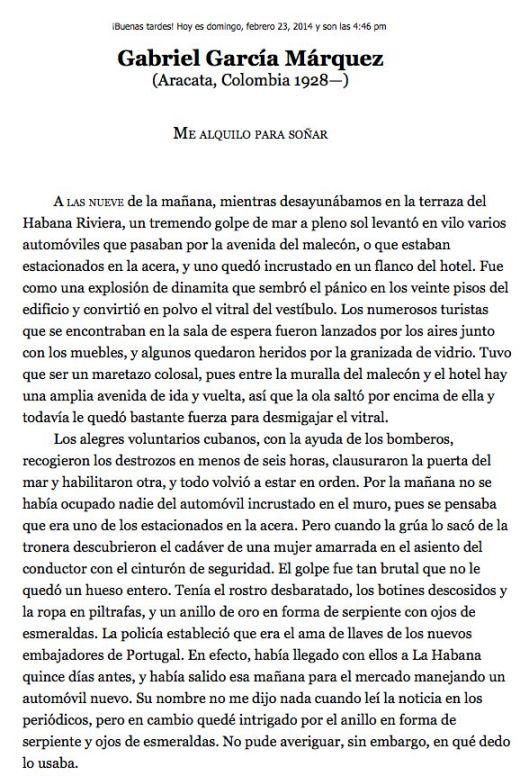 30 Frases Y Poemas De Gabriel Garc 237 A M 225 Rquez En Im 225 Genes